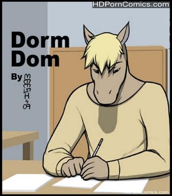 Porn Comics - Dorm Dom Sex Comic