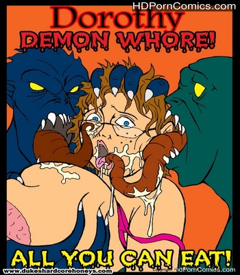 Porn Comics - Dorothy Demon Whore 2