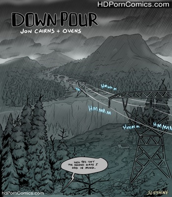 Porn Comics - Down Pour Sex Comic