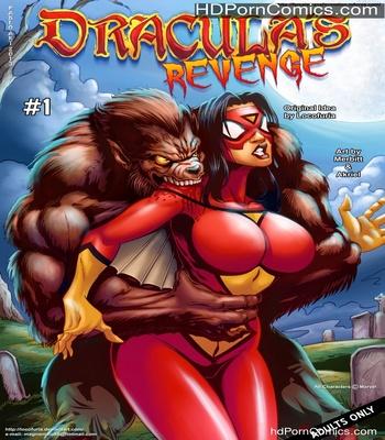 Porn Comics - Dracula's Revenge Sex Comic