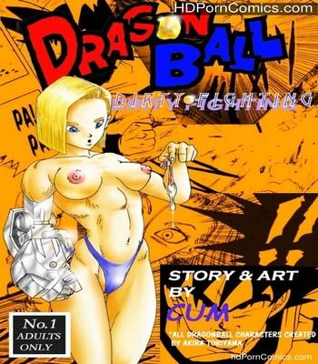 Porn Comics - Dragon Ball – Dirty Fighting Sex Comic