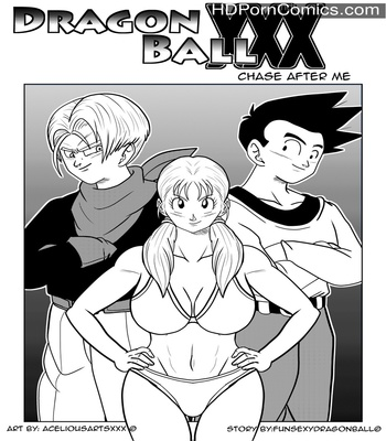 Porn Comics - Dragon Ball XXX – Chase After Me Sex Comic
