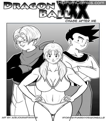 Porn Comics - Dragon Ball XXX – Chase After Me Sex Comic