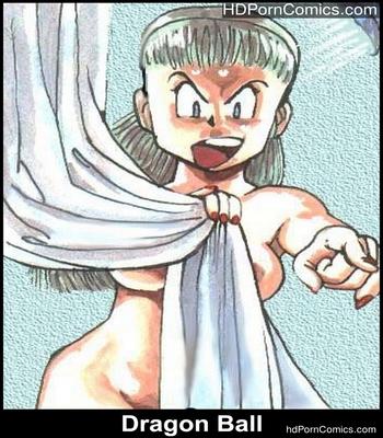 Porn Comics - Dragon Ball Sex Comic