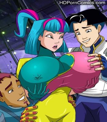 Porn Comics - Dragon Buster Sex Comic