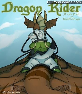 Porn Comics - Dragon Rider Sex Comic