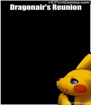 Porn Comics - Dragonair's Reunion Sex Comic