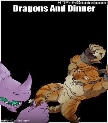 Porn Comics - Dragons And Dinner Sex Comic