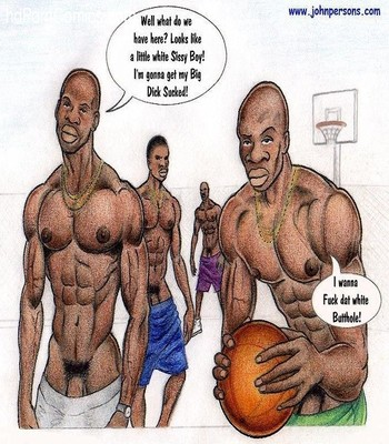 Drawn Interacial Sissy – Porncomics free Porn Comic sex 7