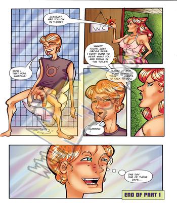 Dream Milftoon free Porn Comic