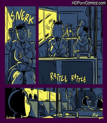 Dream Girl Sex Comic