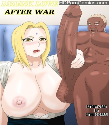 Porn Comics - Drunk Love After War Sex Comic