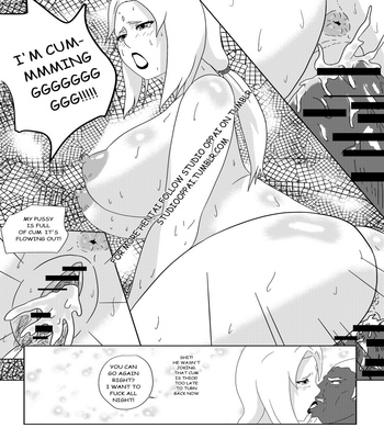 Drunk Love After War Sex Comic sex 7