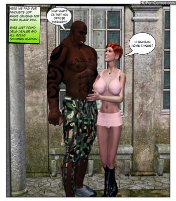 Porn Comics - Dubhgilla -Officer Everhart All Parts free Cartoon Porn Comic