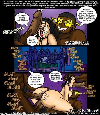 Duke Honey- EmBella Vol 1 free Cartoon Porn Comic