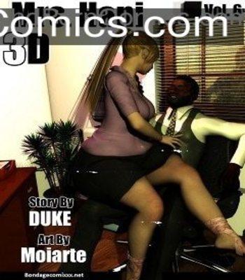 Porn Comics - Dukehoney-Mrs Hani 3D 6 free Porn Comic