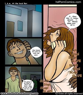Dukeshardcore- My son's black friend 1-7 free Cartoon Porn Comic sex 63