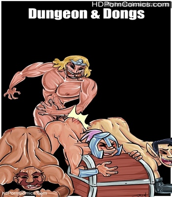 Porn Comics - Dungeon & Dongs