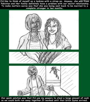 Dyme Vertigo's Cumback 1-610 free sex comic