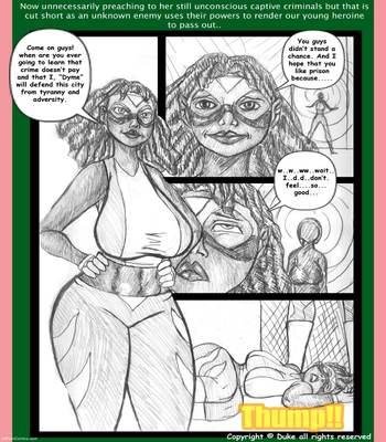 Dyme Vertigo's Cumback 1-617 free sex comic