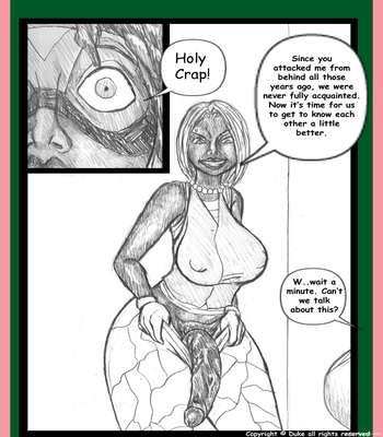 Dyme Vertigo's Cumback 1-619 free sex comic