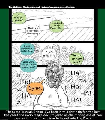 Dyme Vertigo's Cumback 1-62 free sex comic