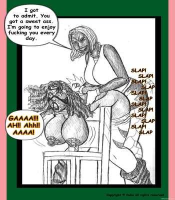 Dyme Vertigo's Cumback 1-624 free sex comic