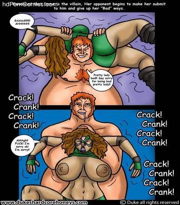 Dyme Vertigo's Cumback 1-646 free sex comic