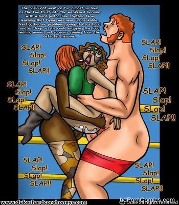 Dyme Vertigo's Cumback 1-649 free sex comic