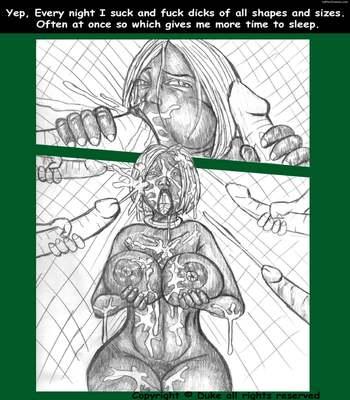 Dyme Vertigo's Cumback 1-65 free sex comic