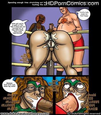 Dyme Vertigo's Cumback 1-651 free sex comic