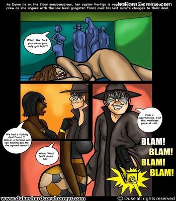 Dyme Vertigo's Cumback 1-655 free sex comic
