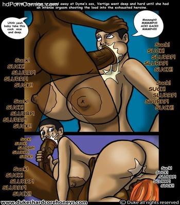 Dyme Vertigo's Cumback 1-676 free sex comic