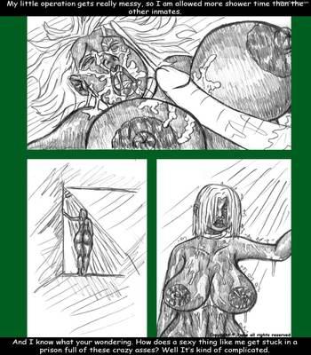 Dyme Vertigo's Cumback 1-68 free sex comic