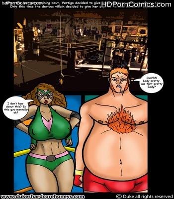 Porn Comics - Dyme Vertigo's Cumback 4