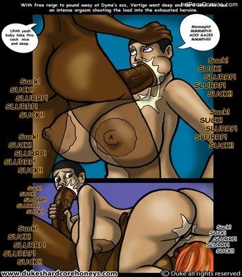 Dyme Vertigo's Cumback 6 Sex Comic sex 9