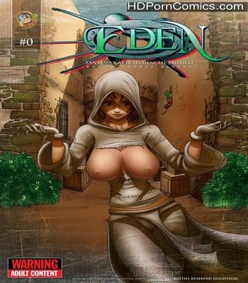 Porn Comics - Eden 0 Sex Comic