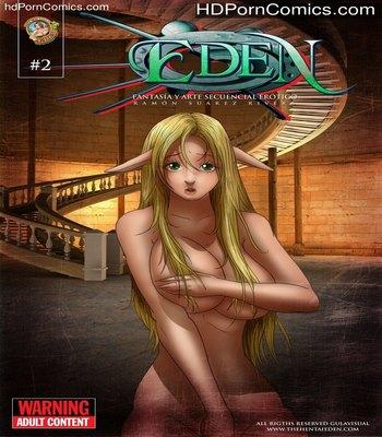 Porn Comics - Eden 2 Sex Comic