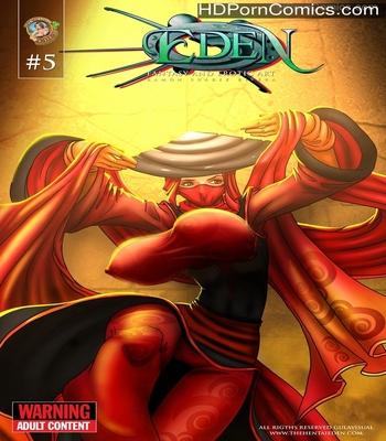 Porn Comics - Eden 5 Sex Comic