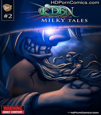 Porn Comics - Eden – Milky Tales 2 Sex Comic
