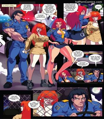 Edge Of Humanity 2 Sex Comic sex 9