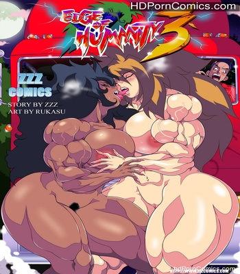 Porn Comics - Edge Of Humanity 3 Sex Comic
