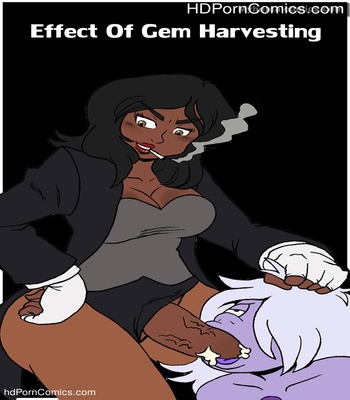 Porn Comics - Effect Of Gem Harvesting Sex Comic