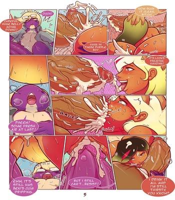 Ego Matters 6 free sex comic