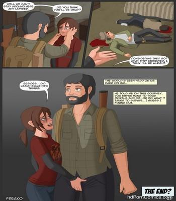 Ellie Unchained 2 Sex Comic