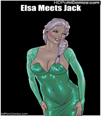 Porn Comics - Elsa Meets Jack Sex Comic