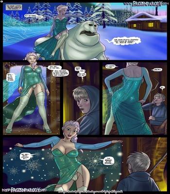Elsa Meets Jack Sex Comic sex 3