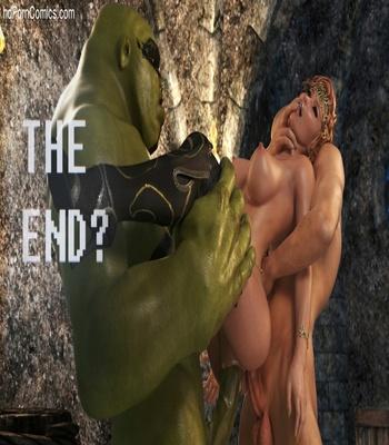 Elven Desire – Prison Perils 2 Sex Comic
