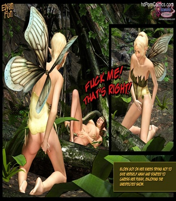 Elven-Fun13 free sex comic