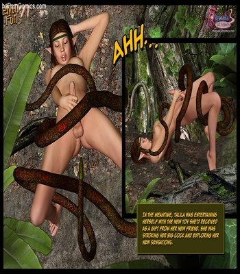 Elven-Fun36 free sex comic